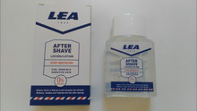 LEA Spanish Aftershave Lotion 0% Alcohol STOP IRRITATION for Sensitive Skin
