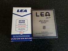 Lea Classic 100ml & LEA 0% Alcohol Stop Irritation 125ml Aftershave Lotion