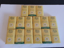 Heno de Pravia Natural Bath Soap 15 bars x 115gr UK stock imported from Spain