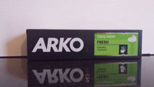 1 x 100ml Arko Fresh Shaving Cream from Turkey