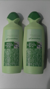 Agua De Lavanda Puig - 750ml - Spanish Bath/Shower Gel  x 2