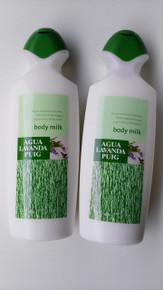 Agua Lavanda Puig, Lavender Family Body lotion/milk 750ml x 2