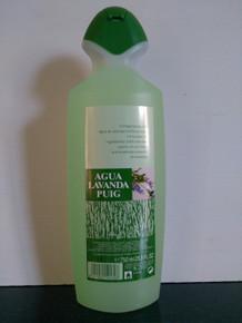 Agua Lavanda Puig, Lavender Family Cologne 750ml Spain