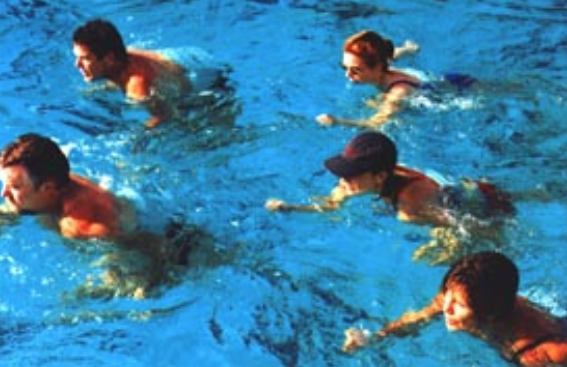 Lose Weight with WaterGym Water Aerobics Exercise