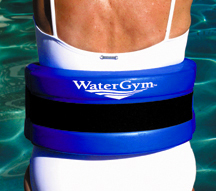 WaterGym Water Aerobics Flotation Belt for Water Running