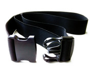 Water Aerobic Exercise Belt Black Strap WaterGym