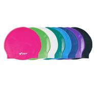 Swim Caps Silicon Fun Colors