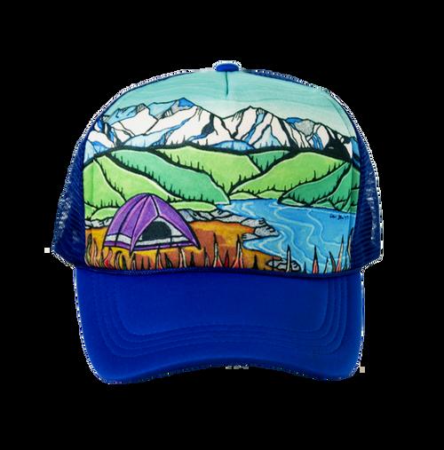 Northwest Campout Hat, Regular Trucker
