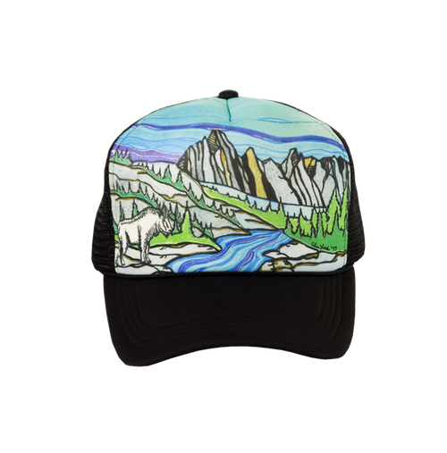 North Cascades Hat, Regular Trucker
