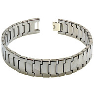 POLITO Tungsten Carbide Link Bracelet