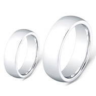 His & Her's Cobalt Ring (2 rings)
