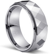 Domed Tungsten Ring