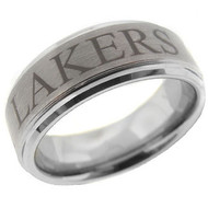 LA LAKERS TUNGSTEN RIN