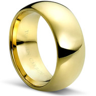 "Tungsten Ring "" High Polished "" designer tungsten"