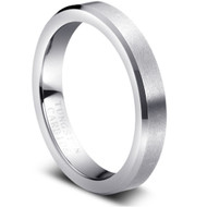 "Tungsten Ring "" Matte Finished"" Beautiful comfort fit"