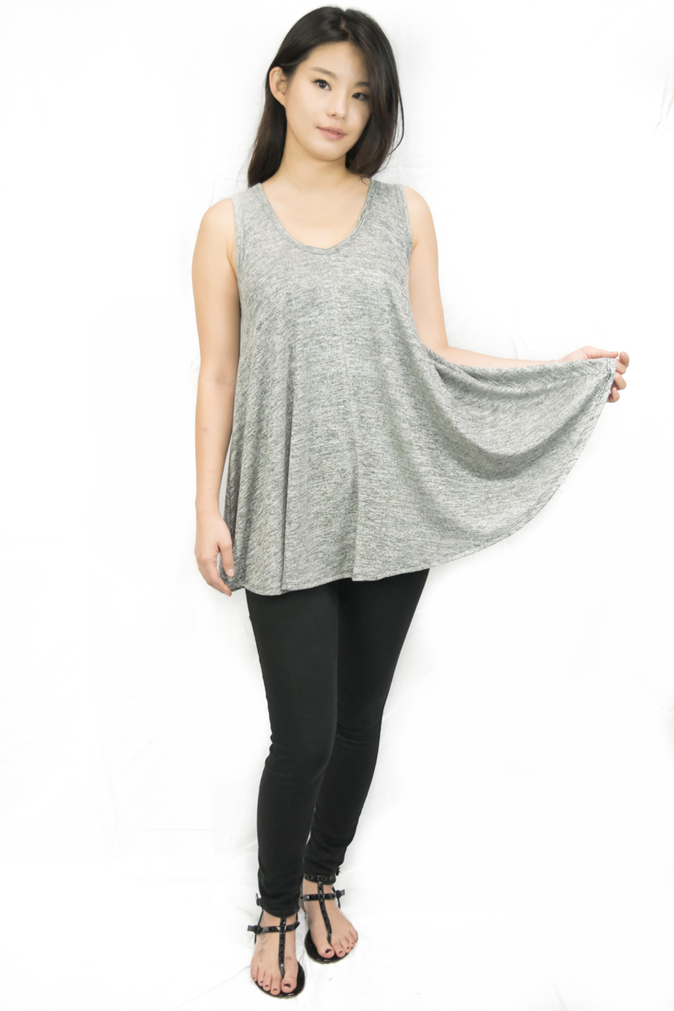 180 Degrees Butterfly Tank Tunic