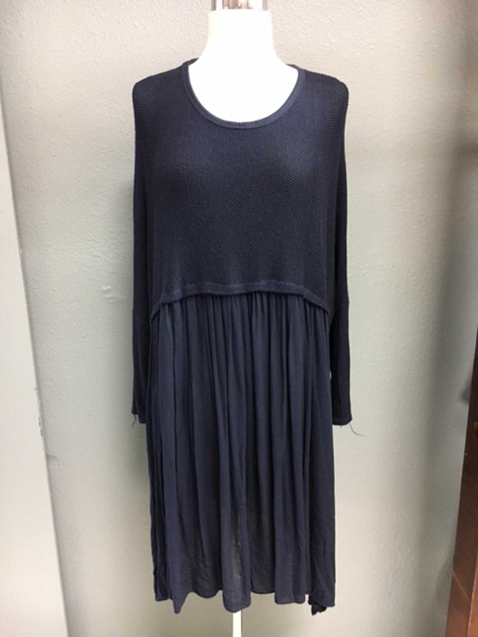 Dolman Sleeve Scoot Neck Tunic or Dress