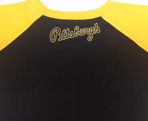 Classic Pittsburgh Baseball Shirt