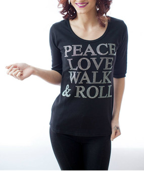Peace Love Walk & Roll - Contemporary Collection