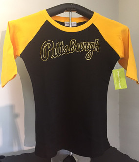 Classic Pittsburgh Baseball Shirt
