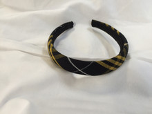 Plaid Padded Headband