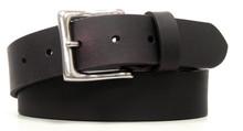 Solid Leather Belt BLK_BRN