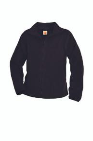 Embroidered Full Zip Fleece