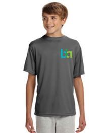 BIA Dri-Fit SS T-shirt (sm breast logo)