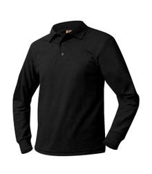 Polo Long Sleeve Pique_SFXB