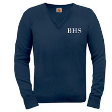 V-Neck Pullover Sweater BH