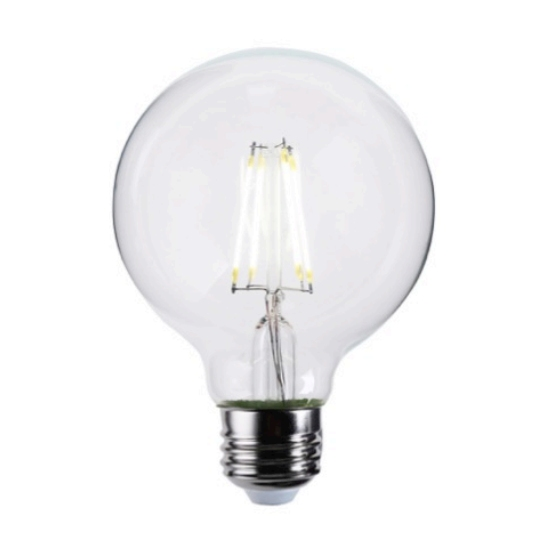 LED Globe shaped bulb