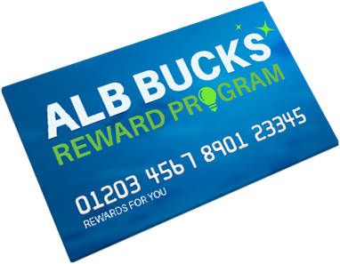 alb bucks loyalty rewards