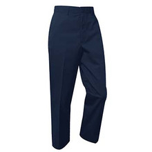Boys Flat Front Pants, Regular and Slim Fit (1001)