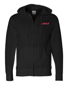 Full-Zip Hooded Sweatshirt (1037)
