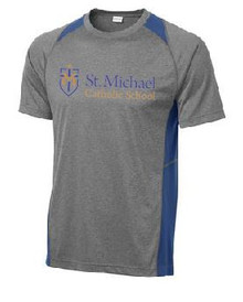 Performance T-Shirt with Logo, Spirit Wear (1045)