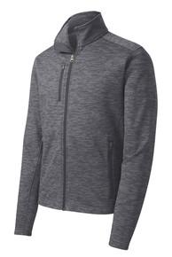 Digital Stripe Fleece Jacket (2007)