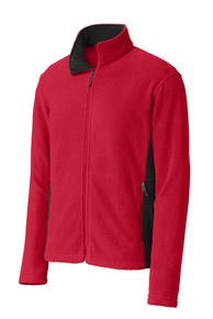 Adult Fleece Jacket with Logo, Spiritwear (1010)
