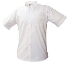 Short Sleeve Oxford Shirt (1001)