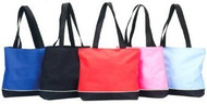 Zipper Shoulder Tote