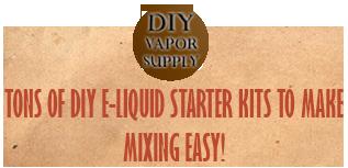 DIY E-Liquid Starter Kits!