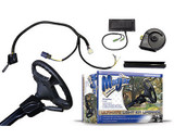 GOLF CART ULTIMATE LIGHT KIT UPGRADE Includes Horn, Brake light, Turn Signials