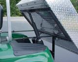 Golf Cart Club Car Precedent  Aluminum Electric Dump Box Bed w/Hardware 37x45x9