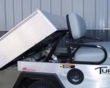 Club Car Golf Cart CarryAll1 Electric Dump Bed Lift w/Hardware Cargo Box