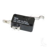 Micro Switch, 2 terminal, Club Car DS Gas 84+, Electric 80+ 36V