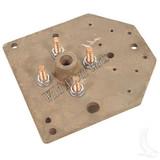 Forward/Reverse Contact Board. E-Z-Go Marathon 2-Cycle Gas 76-93 & Electric 71+