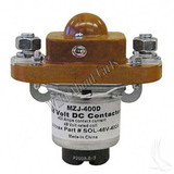 Heavy Duty Solenoid, 400 Amp, 48 Volt