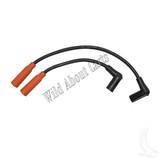 Spark Plug Wire Set, E-Z-Go Gas 4 Cycle 91+
