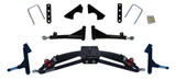 "Jake's 4"" Club Car Precedent A-Arm Lift Kit for Gas & Electric Golf Carts"