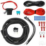 Wiring Kit, LED Utility w/Toggle Switch