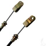 """Brake Cable, Driver 37 1/4"""", E-Z-Go 76-87"""